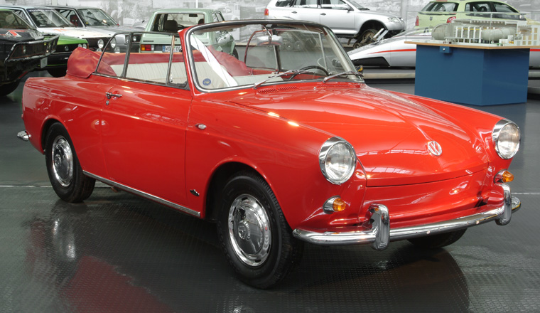 Stiftung Automuseum Volkswagen The Great Air Cooled Models
