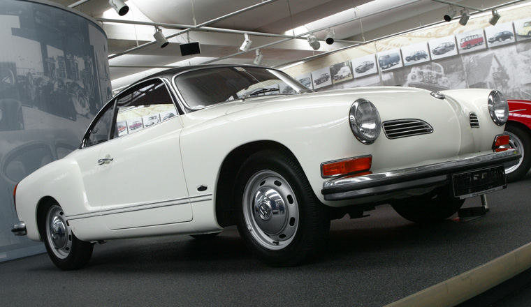 Karmann Ghia Typ 14 Coupé 01