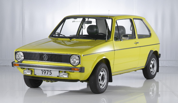 Stiftung Automuseum Volkswagen The New Era Generation Golf