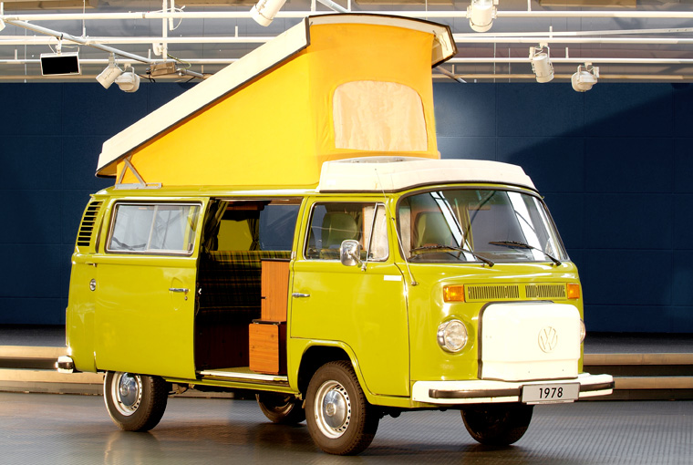Stiftung Automuseum Volkswagen The Beloved Camper