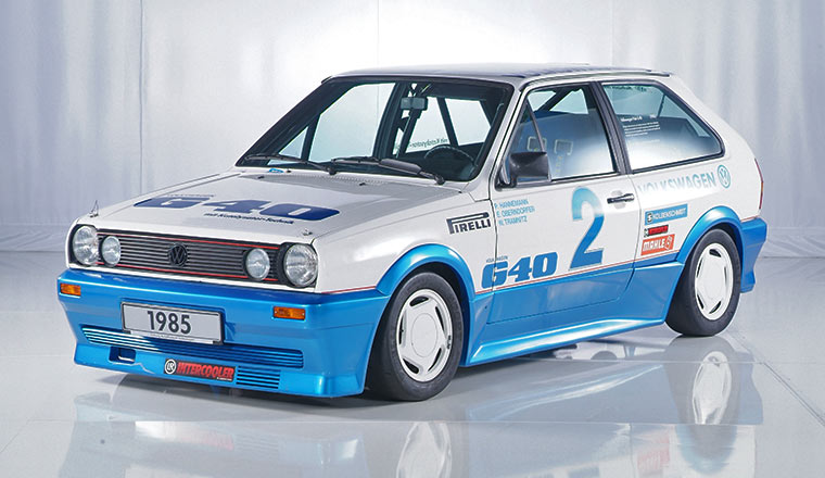 Polo G40 Weltrekord, 1985_01