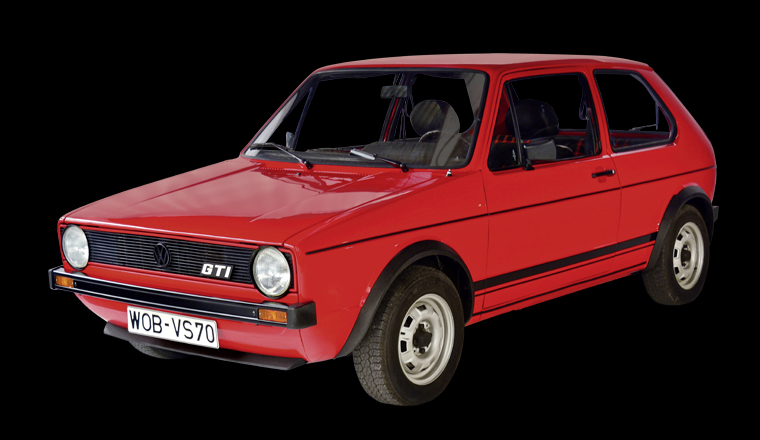 Golf GTI Prototyp