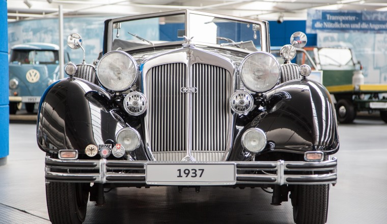 Horch 853 A, 1937