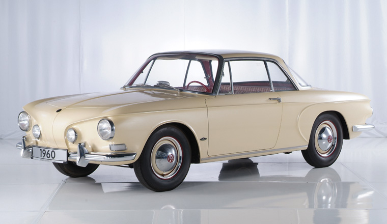 Typ 34 Karmann Ghia Coupé